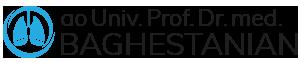 Lungenfacharzt (Pulmologie) | Gefäßpezialist (Angiologie) | Facharzt Innere Medizin | Univ. Prof. Dr. Mehrdad Baghestanian Logo
