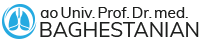 Lungenfacharzt (Pulmologie) | Gefäßpezialist (Angiologie) | Facharzt Innere Medizin | Univ. Prof. Dr. Mehrdad Baghestanian Mobile Logo