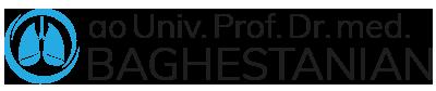 Lungenfacharzt (Pulmologie) | Gefäßpezialist (Angiologie) | Facharzt Innere Medizin | Univ. Prof. Dr. Mehrdad Baghestanian Mobile Retina Logo